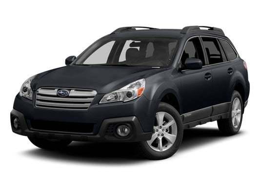 Subaru Legacy Outback 4x4