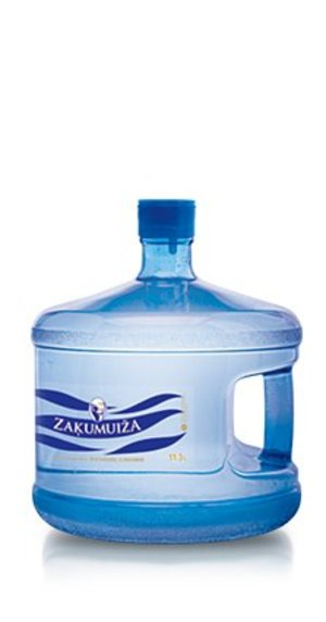 Potable water, 11.3 L