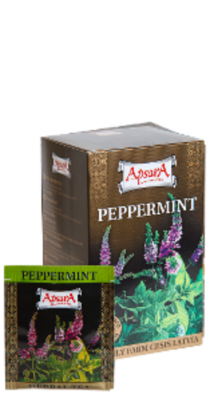Peppermint Tea Apsara, in bags