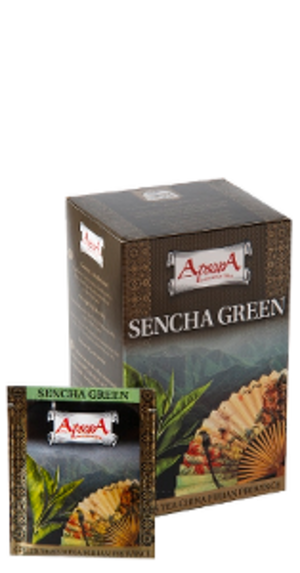 "Green Tea ""Sencha Green"" Apsara, in bags"