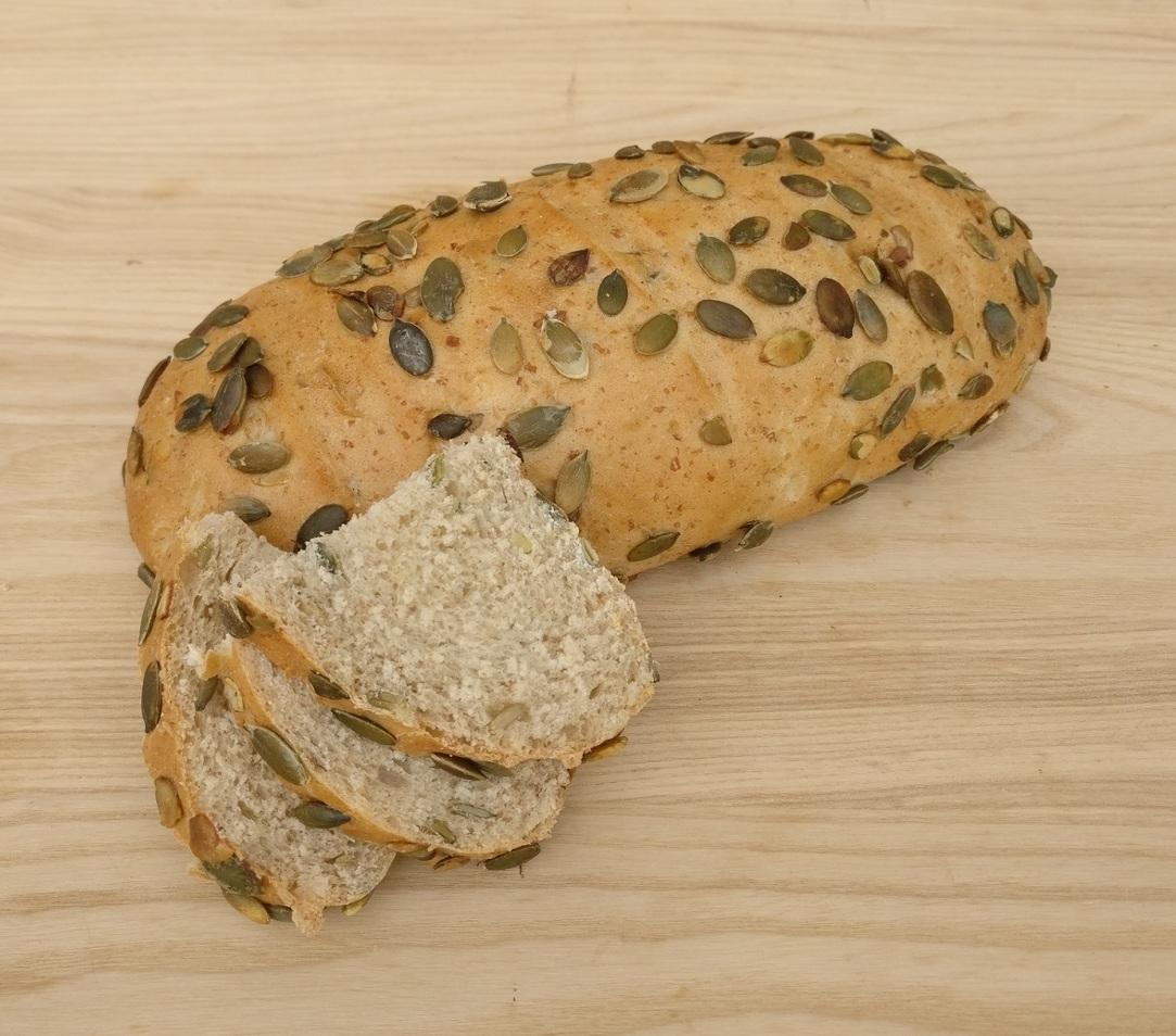 """BIO Speltas maize """"Ķirbītis"""""""