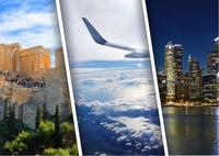 Открывается авиасообщение с Грецией и Сингапуром