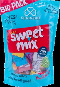 Big pack Sweet mix