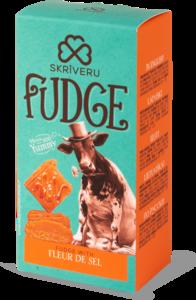 """Fudge with salt """"Fleur de sel"""""""